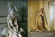 GWC Photoshoot  / Opulent, couture, colourful & crazy.