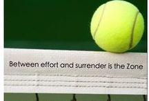 Z E N N I S / tennis + mindfulness