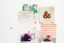 Scrapbook Layouts / by pixnglue