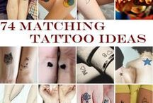 tattoos/piercings / things i like doesn't mean I want  / by Elisa Kemper