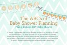 Oh Baby!  D.I.Y. Shower Ideas