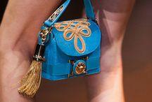 H A N D B A G   trimmings / how trimmings embellish handbags