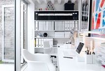 CREATE | this home office / Cool collection of home offices that I love.