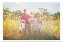 Family Photo Ideas / Inspiration for beautiful, authentic family poses and photos.