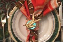 TABLESCAPE embellishments / The jewelry of the table