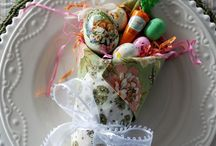 Spring / Easter Mother's Day Spring Home Decor