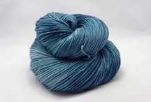 Yarns to Knit / Yarns I'd like to play with. Or just roll around in.