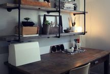 Office design ideas / by Christin