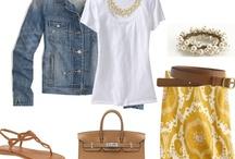 Fashion: Spring & Summer / by Lyndsay Long