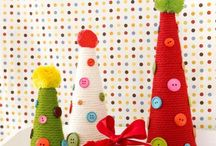 Christmas decorating and crafts / Crafts and decorations to make for Christmas