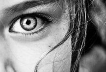 eye's / Windows to the Soul / by Faith Bryan