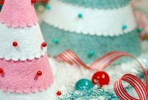Christmas / Wintertime pretties.