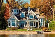 home sweet home. / by Sarah Harris