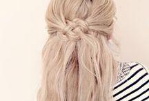 hair. / by Sarah Harris