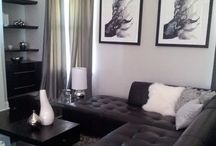 interior design ideas / by Tiffany Butz