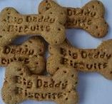Big Daddy Biscuits / all natural and organic dog biscuits