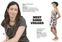 Vegan People / Inspiring Vegans throughout the world