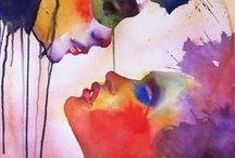Art speaks / Art can speak to many in various way / by Elizabeth Murray
