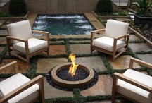 Outdoor Kitchens & Fireplaces / by Interiors 360 Lisa Springer