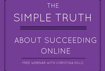 Free Calls / I'll post free calls (webinars/teleseminars) of event that I think are worthy of attending