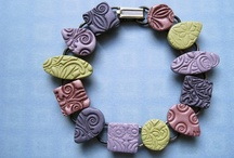 Just Polymer Clay / A collection of my own work, plus interesting clay objects from other sources. If you see a piece you like that has been sold, I can recreate many of the pieces. I make custom orders as well. Thanks for stopping by! Linda / by Linda Kothera