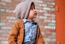 style for boys / by Patricia Huebbe