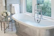 Beautiful Bathrooms / My personal SPAaaaaah!  / by Christina Robertson