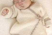 Gran's Grandchild / knitting patterns for babies