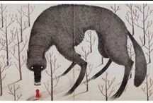 graphic love — illustration / by Nancy Possenti