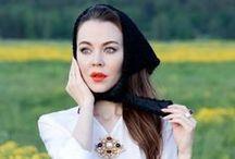 Ulyana Sergeenko / Ulyana Sergeenko - designer, model, photographer & gorgeous