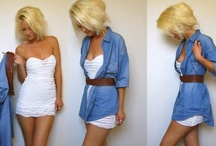 Cute Outfits <3 / by Tayler St Mark