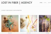 Lost in Fiber | agency / by Abigail Doan