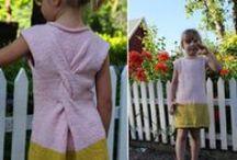 Crochet + Knit | Wear | Children / by Iliyana Nedkova-Byrne