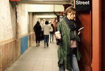 street style / by Faith Bryan