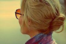 Hair Ideas / by Joey Bosch