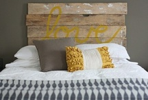 Welcome to Chez Robertson! / Ideas for making guests feel at home  / by Christina Robertson