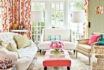 living room. / by Sarah Harris