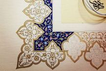 Pattern, Icons, Ornament