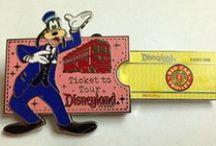 Disney Pins / Fun Disney pins !