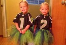 #TGIBF Style / Showcasing the creative #12s gearing up for Blue Friday. #TGIBF / by Seattle Seahawks