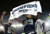 #NFCChamps  / Gear up for more.  / by Seattle Seahawks