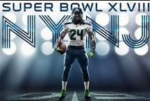 #SB48 / Super Bowl XLVIII  / by Seattle Seahawks