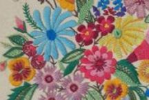 Vintage Crewel / Celebrating the fun of crewelwork (and kits) from the 1960s - 1970s!