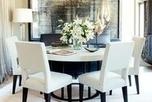dining room. / by Sarah Harris
