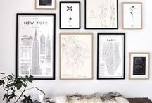 walls. / by Sarah Harris