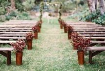 wedding ceremony. / by Sarah Harris