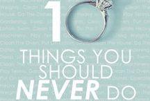 wedding tips. / by Sarah Harris