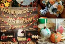 Fall Wedding Inspiration / Getting married this fall? Get fall wedding inspiration, here! / by Tim Sudall