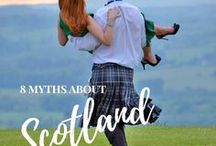 SCOTLAND / Things to do and see in Scotland