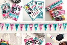 SimplyEverydayMe - Party Sets / printable party set, birthday party, baby showers printables,